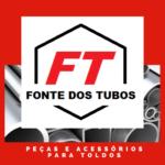 Fonte dos Tubos. Logotipo